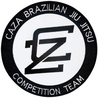 CAZA BJJ Competition Team Badge