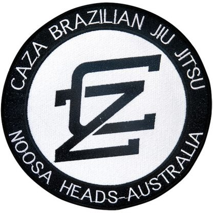 CAZA BJJ Noosa Heads Badge