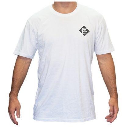 CAZA Original White T-Shirt