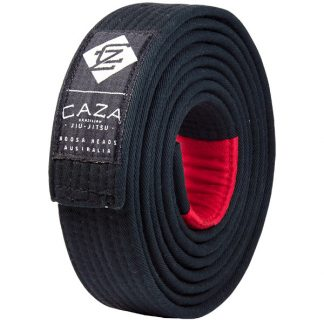 CAZA BJJ Black Belt