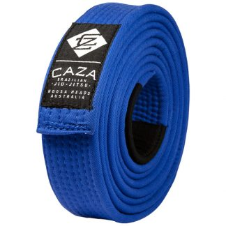CAZA BJJ Blue Belt