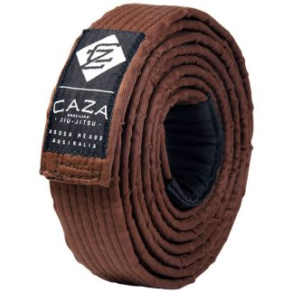 CAZA BJJ Brown Belt