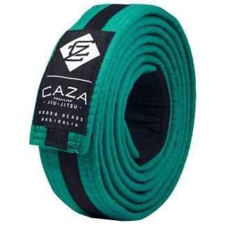 CAZA BJJ Green-Black Belt