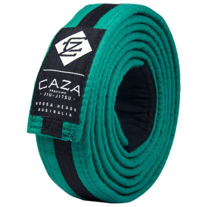 CAZA BJJ Green-Black Belt