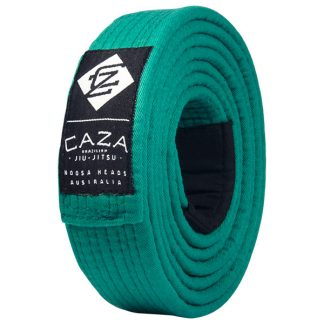 CAZA BJJ Green Belt