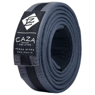 CAZA BJJ Grey-Black Belt