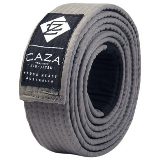CAZA BJJ Grey Belt