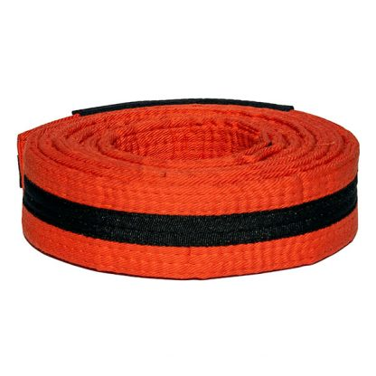CAZA BJJ Orange-Black Belt