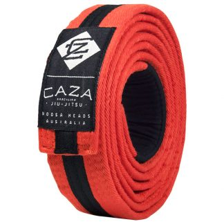 CAZA BJJ Orange-Black Belt