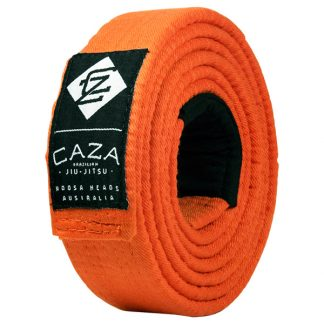 CAZA BJJ Orange Belt