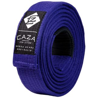 CAZA BJJ Purple Belt