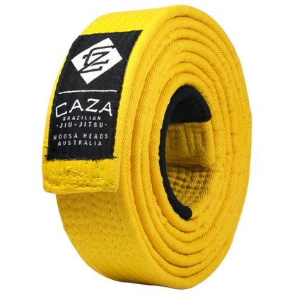 CAZA Yellow Belt