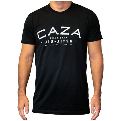 CAZA Original Black T-Shirt