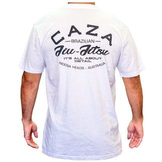 CAZA Original White T-Shirt