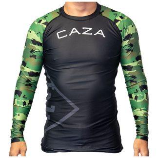 CAZA BJJ Camo Rashie (Long Sleeve)