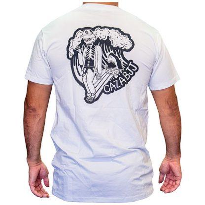 CAZA BJJ Shaka Skull Rash T-Shirt
