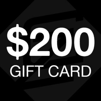 $200 CAZA Gift Card