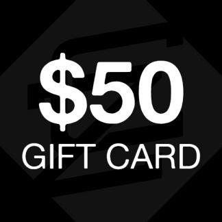 $50 CAZA Gift Card