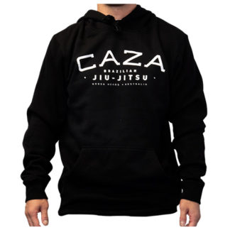 CAZA All Seasons Black Hoodie