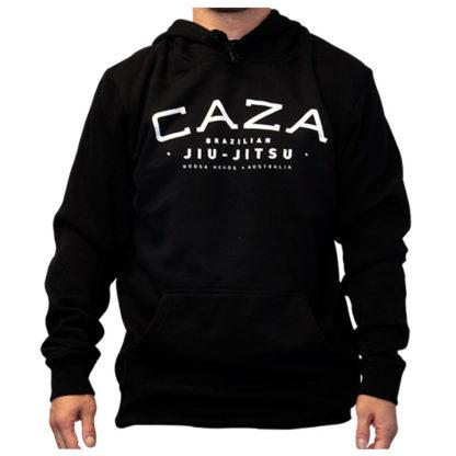 CAZA All Seasons Black Hoodie