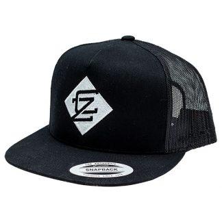 CAZA Trucker Hat (Side)